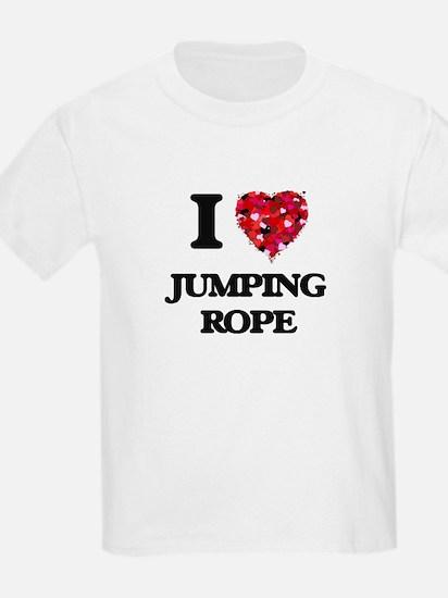 I love Jumping Rope T-Shirt
