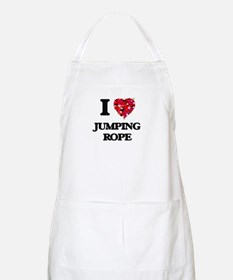 I love Jumping Rope Apron