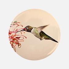 Annas Hummingbird Button
