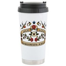 Unique Live Travel Mug