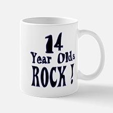 14 Year Olds Rock ! Mug