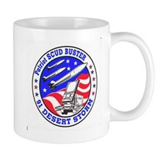 Scud Buster Mugs