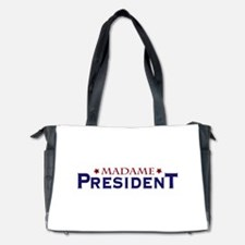 Madame President Diaper Bag