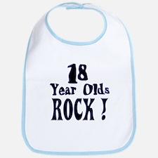 18 Year Olds Rock ! Bib