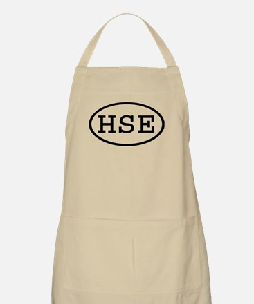 HSE Oval BBQ Apron