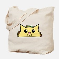 Taco Cat Tote Bag