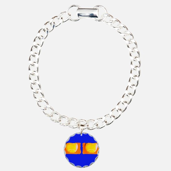 Tennis Cobalt Blue for L Bracelet