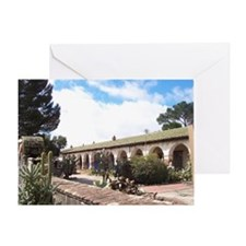 Mission San Miguel Photo Card