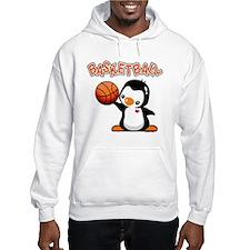 Basketball Penguin Jumper Hoodie