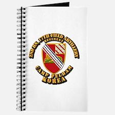 2nd Bn 17th Field Artillery Regt - Cp Pelh Journal