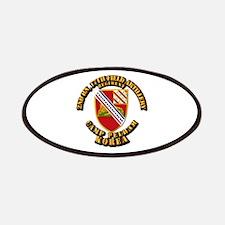 2nd Bn 17th Field Artillery Regt - Cp Pelham Patch