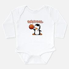 Basketball Penguin Body Suit