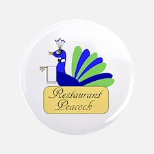 Restaurant peacock Button