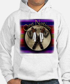 One Nation, Indian Hoodie