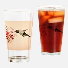 Annas Hummingbird Drinking Glass