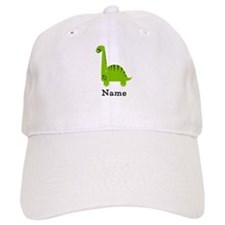 Green Dinosaur (p) Baseball Baseball Cap
