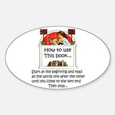 How to use this book Decal