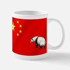 Chinese Panda Flag Mug Mugs