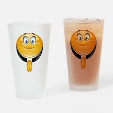 priest emoji Drinking Glass