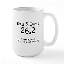 RunDone Mugs