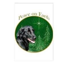 Flat-Coat Peace Postcards (Package of 8)