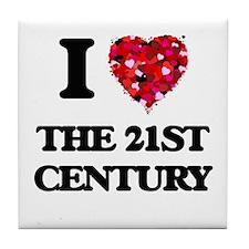 I love The 21St Century Tile Coaster