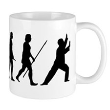 Tai Chi Evolution Mugs