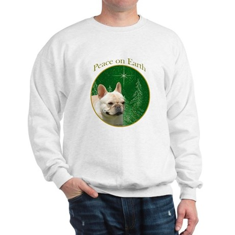 Frenchie Peace Sweatshirt