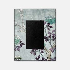 Asian Flowers Picture Frame