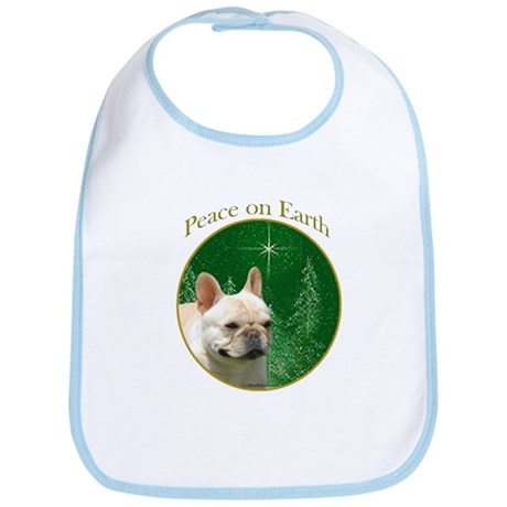 Frenchie Peace Bib