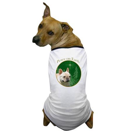 Frenchie Peace Dog T-Shirt