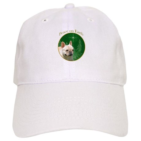 Frenchie Peace Cap