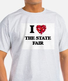 I love The State Fair T-Shirt