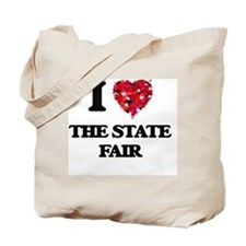 I love The State Fair Tote Bag