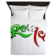 Italian stallion Queen Duvet