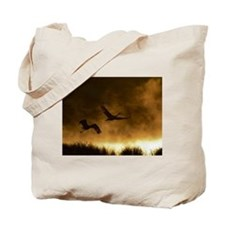 Rising from the Fires Tote Bag