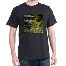 HIM Emperor Haile Selassie I T-Shirt