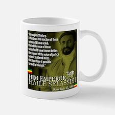 HIM Emperor Haile Selassie I Mug