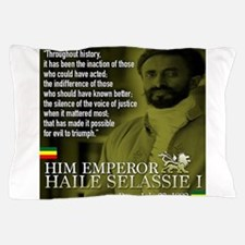 HIM Emperor Haile Selassie I Pillow Case