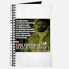 HIM Emperor Haile Selassie I Journal