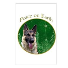 GSD Peace Postcards (Package of 8)