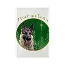 GSD Peace Rectangle Magnet