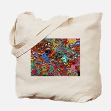 Abstract Painting Tote Bag