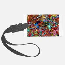 Abstract Painting Luggage Tag