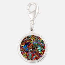 Abstract Painting Charms