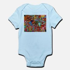 Abstract Painting Body Suit