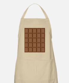 Chocolate Tiles Apron