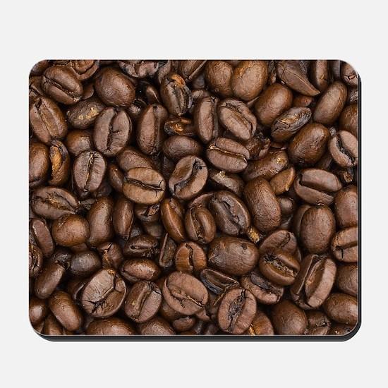 Coffee Beans Mousepad