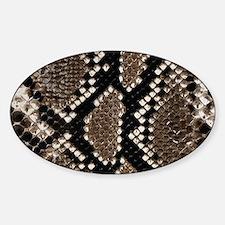 Snake Skin Decal