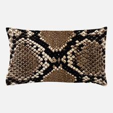 Snake Skin Pillow Case